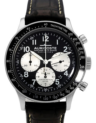 Auricoste Type 52 Flyback Chronograph A52NT