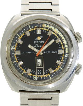 Enicar Sherpa Super Dive 167-08-02