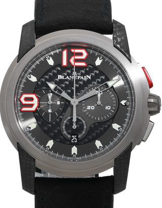 Blancpain L-Evolution Flyback Chronograph  	8885F-1203-52B