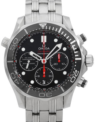 Omega Seamaster Diver 300 M Chronograph 212.30.44.50.01.001
