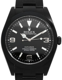 Rolex Explorer - PVD