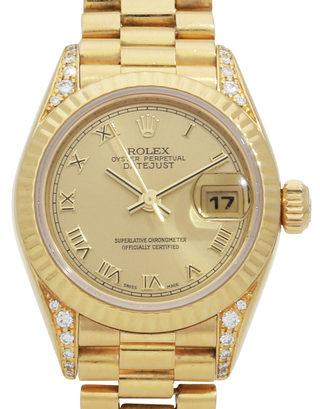 Rolex Lady Datejust 69238
