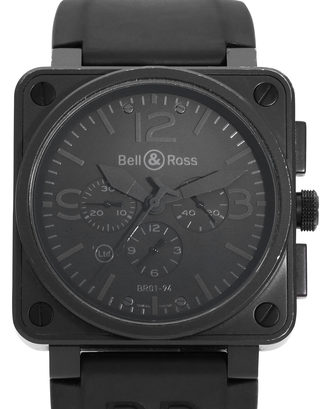 Bell and Ross Phantom Chronograph Limited Edition  BL0194-SBla