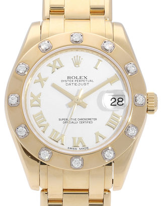 Rolex Pearlmaster 81318