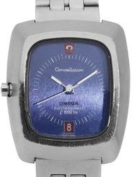 Omega Constellation Electroquartz F8192