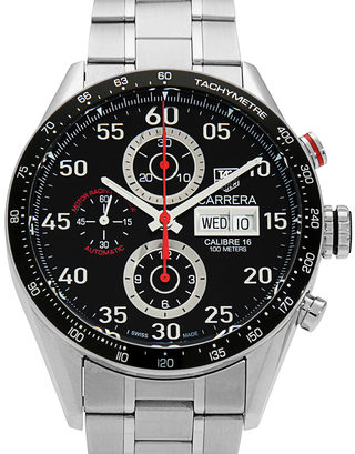 TAG Heuer Carrera Motor Racing Limited Edition  CV2A1B.BA0796
