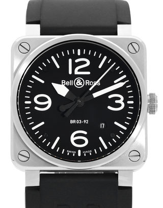 Bell and Ross BR03-92 BR0392-ST