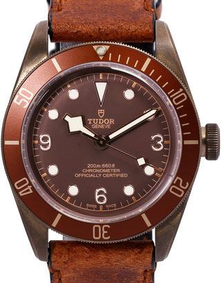 Tudor Heritage Black Bay 79250BM