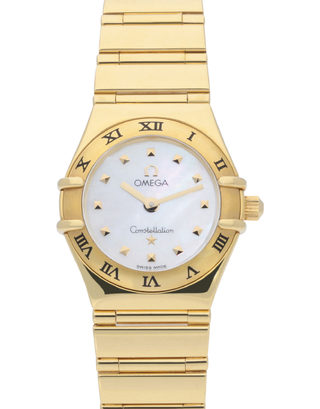 Omega Constellation Ladies 1161.71.00