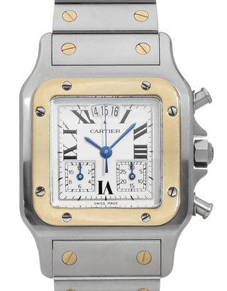 Cartier Santos W20042C4 2425