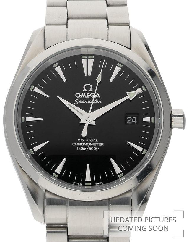 Omega Aqua Terra 150 M 2503.50.00