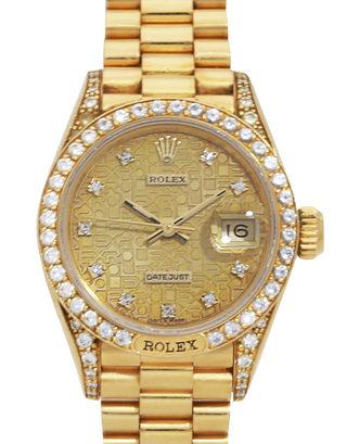 Rolex Lady-Datejust 69158