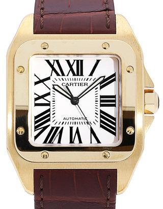 Cartier Santos 100 W20071Y1