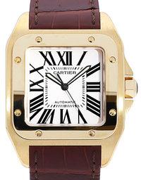 Cartier Santos 100 W20071Y1 2657