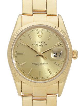 Rolex Oyster Perpetual Date 15238