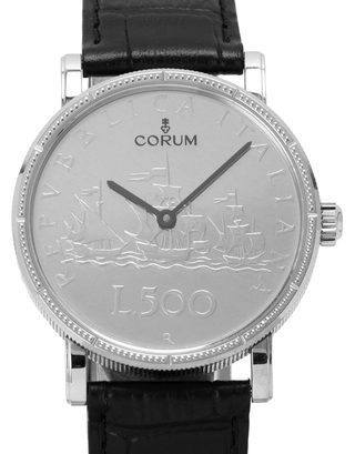 Corum Coin watch  082.645.20/0001 ZE20