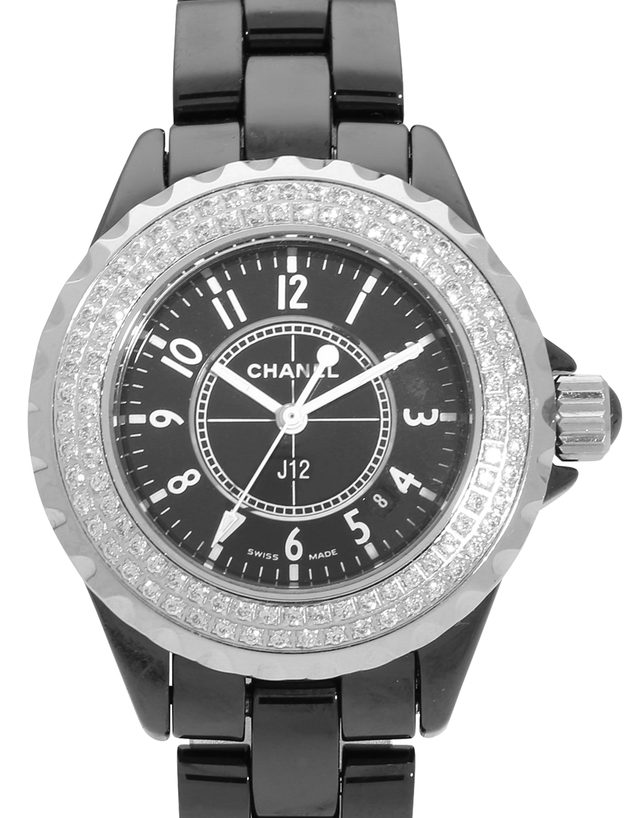 fd87bd006ff36 Chanel J12 H0949 - 33 mm Ceramic for Sale