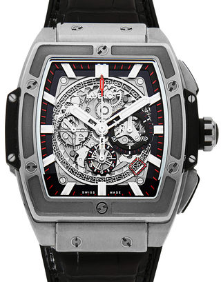 Hublot Spirit of Big Bang Chronograph 601.NX.0173.LR