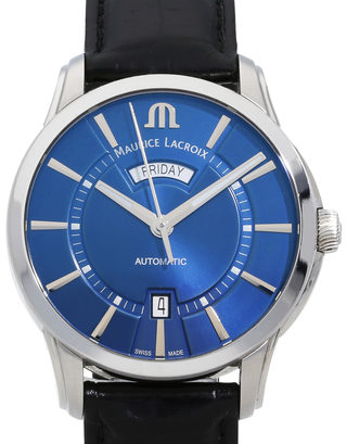 Maurice Lacroix Pontos Day-Date PT6358-SS001-430-1