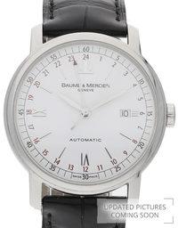 Baume et Mercier Classima GMT MOA8462