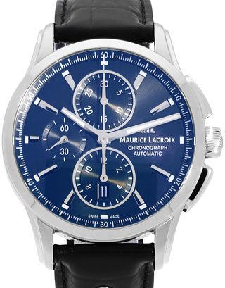 Maurice Lacroix Pontos Chronographe  PT6388-SS001-330-1