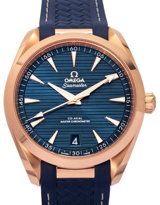 Omega Seamaster Aqua Terra 150M Co-Axial Master Chronometer 220.52.41.21.03.001