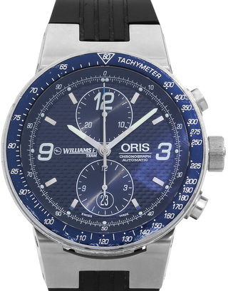 Oris Williams F1 Team Chronograph 673 7563 47 54 RS