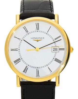 Longines Presence L4.777.6.11.0