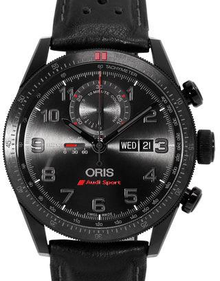 Oris Audi Sport 01 778 7661 7784-Set LS