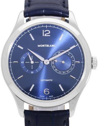 Montblanc Heritage Chronométrie Twincounter Date 116244