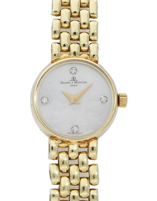 Baume et Mercier Ladies 7654