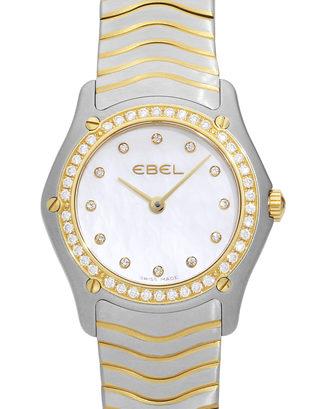 Ebel Wave 1256F2S