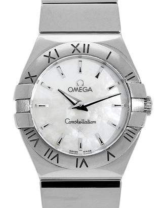 Omega Constellation Quartz 123.10.27.60.05.002