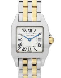 Cartier Santos Demoiselle W25066Z6 2698