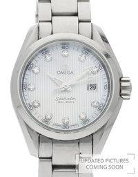 Omega Aqua Terra 150 M Ladies 231.10.30.61.55.001