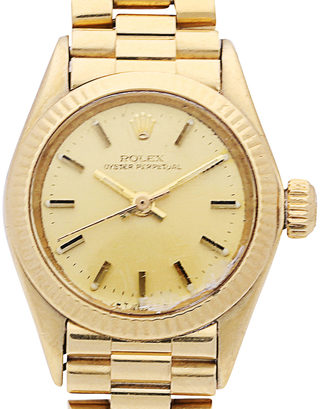 Rolex Lady Oyster Perpetual 67198