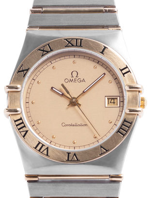 Omega Constellation Quartz 396.1070.1