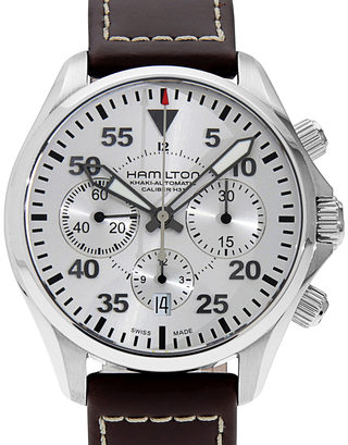Hamilton Khaki Aviation Pilot Automatic Chronograph H64666555