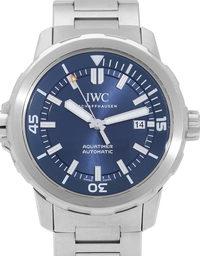 IWC Aquatimer Expedition J.Y. Cousteau
