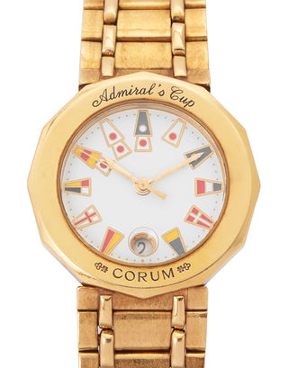 Corum Admiral's Cup  39.910.56V85