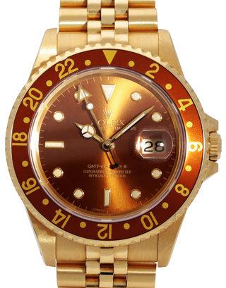 Rolex GMT Master II 16718