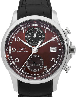 IWC Yacht Club Boesch Limited Edition IW390504