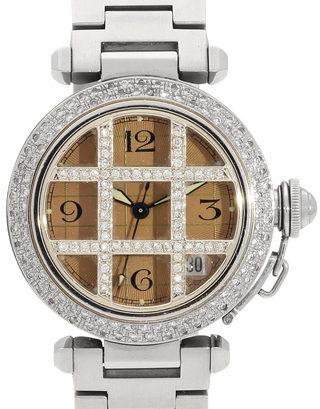 Cartier Pasha W31024M7 2324