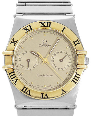 Omega Constellation Day-Date 396.1080.1