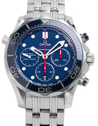 Omega Seamaster Diver 300 M Chronograph 212.30.44.50.03.001