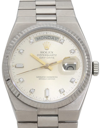 Rolex Oysterquartz Datejust 19019