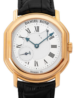Daniel Roth Numero 11 367.L.40