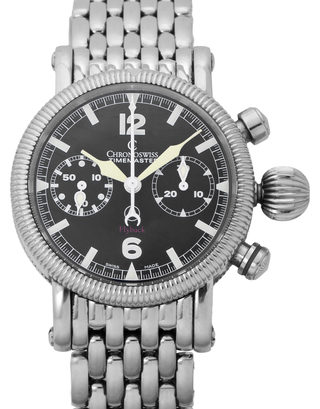 Chronoswiss Timemaster Chronograph Flyback  CH7633SW