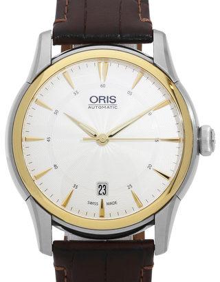 Oris Artelier Date 01 733 7670 4351-07 5 21 70FC