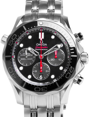 Omega Seamaster Diver 300 M Chronograph 212.30.44.50.01.001